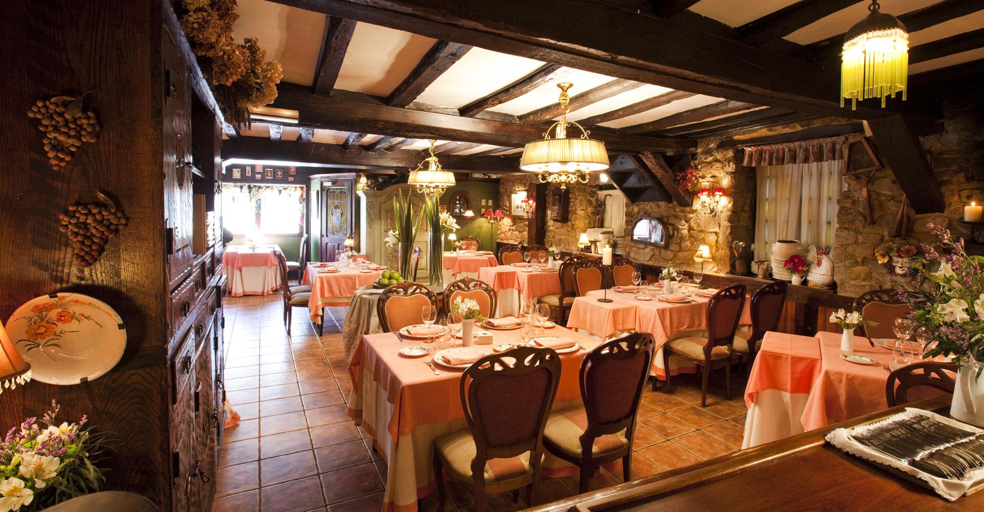 Restaurante otzarreta restaurante en zarautz gipuzkoa for Diseno de restaurantes